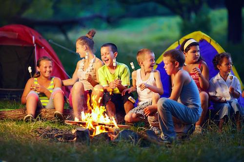 11 Campfire Songs for Kids: Sing Alongs (Guitar Optional)