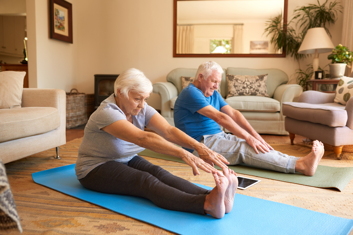 The 10-Minute Stretching Routine Seniors Should Do Daily