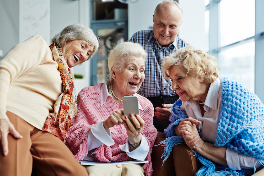The 10 Best Apps for Seniors & Elderly People