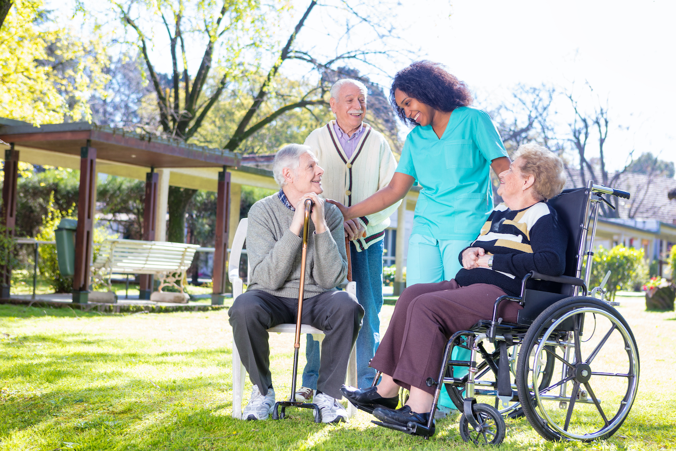 How to Pay for Nursing Homes, Assisted Living, or Home Care